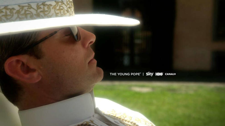 The Young Pope, serie tv che è la summa del cinema di Sorrentino